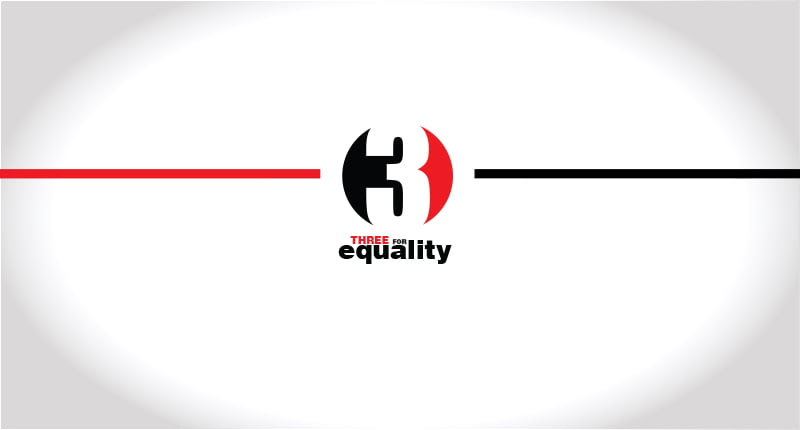 3 FOR EQUALITY FEATURED IMAGE