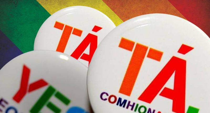 ireland marriage equality badges