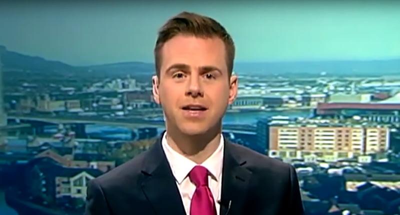 Andrew West BBC Northern Ireland